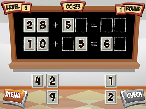 Digit Dilemma Subtraction